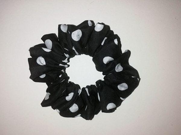 CK20 Black White Polka Dots